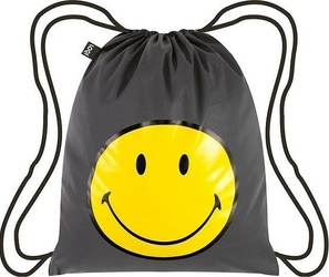 Plecak LOQI Smiley Reflective