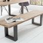 Ławka drewniana troff 160 cm akacja