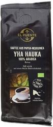 El puente | yha hauka papua nowa gwinea kawa mielona 250g | organic - fair trade