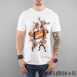 Koszulka marvel - montage 2
