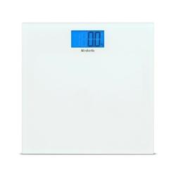 Brabantia - elektroniczna waga łazienkowa - biała - biały