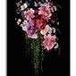 Peony and Roses II - obraz na płótnie