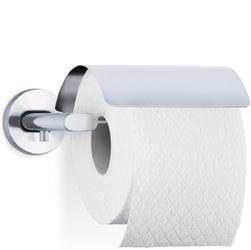 Wieszak na papier toaletowy z klapką blomus areo matowy b68900
