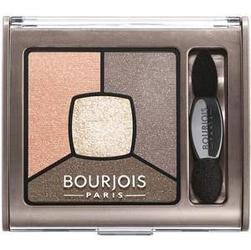 Smoky stories quad eyeshadow palette cienie do powiek 12 saumondaine 3,2g