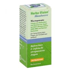 Herba vision krople do oczu z borówek