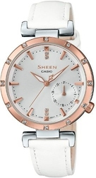 Casio sheen she-4051pgl-7auer