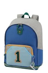 Plecak sam school spirit niebieski l - niebieski
