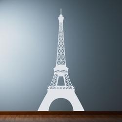 Szablon malarski wieża eiffla 16sm58