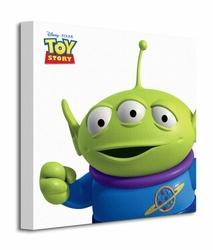 Toy Story Alien - Obraz na płótnie
