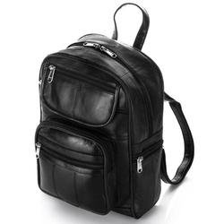 Damski skórzany plecak abruzzo bl561