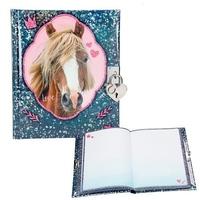 Pamiętnik z konikiem i kłódką horses dreams 8935