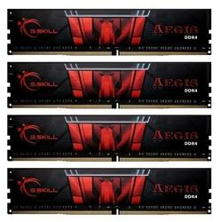 G.SKILL Pamięć RAM DDR4 64GB 4x16GB Aegis 2400MHz CL15 XMP2