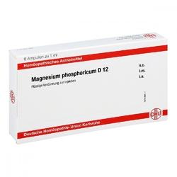 Magnesium phosphoricum d 12 ampullen
