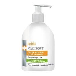 Anida medi soft emulsja micelarna do mycia twarzy 300ml