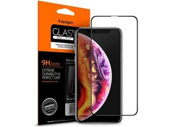 Szkło spigen glas.tr slim fc do etui iphone xs max11 pro max black