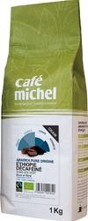 Café michel | etiopia kawa ziarnista - bezkofeinowa 1000g | organic - fair trade