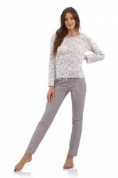 Sesto senso agnieszka long kropki piżama damska
