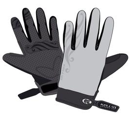 Rękawiczki kellys sunny long grey