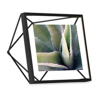 Umbra - ramka na zdjęcia prisma 4 x 4 - czarna - czarny