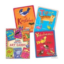 Art cards poetry nauka angielskiego