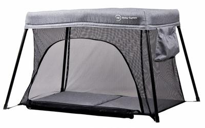 2w1 - łóżeczko turystyczne i kojec camille