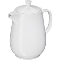 Porcelanowy dzbanek do kawy roma cilio 1,2 litra ci-215403