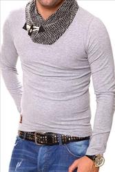 Crsm bluzka - szary 7525-1
