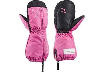 Rękawiczki dla dzieci leki little snow mitt różowe