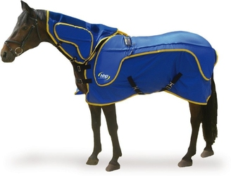 Derka masująca dla koni. hhp masaż andulacyjny