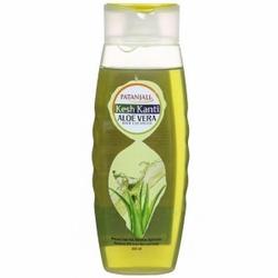 Szampon aloe vera kesh kanti 200ml patanjali - dla włosów pozbawionych blasku, wypadających i suchych