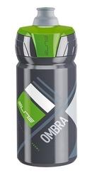 Bidon elite ombra szary-zielona grafika 550 ml