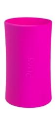 Osłona na butelkę, różowa, pura - różowy