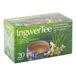 Ingwer tee herbata imbirowa