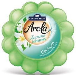 Arola, general fresh ,gel fresh, dynia, jaśmin, odświeżacz powietrza w żelu, 150g, 10 sztuk