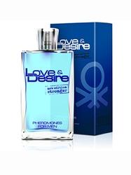 Feromony-love desire 100 ml men