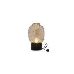Be pure :: lampa stołowa bubble xl czarna
