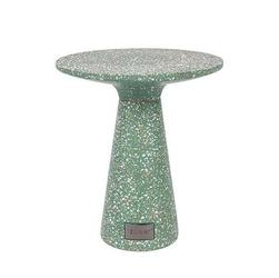 Zuiver :: stolik victoria zielony wys. 47 cm