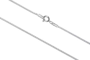 Srebrny łańcuszek 55 cm