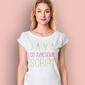 Java so awesome script t-shirt damski biały xl