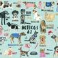 Puzzle 1000 elementów - psy