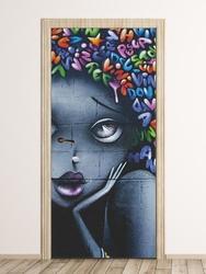 Fototapeta naklejka na drzwi graffiti fp 6322