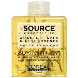 Loreal source daily shampoo, szampon do włosów cienkich 300ml