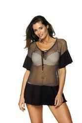 Sukienka plażowa marko claire nero m-460 5
