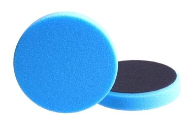 Super shine neocell blue finishing – miękki finishowy pad polerski, niebieski 150mm