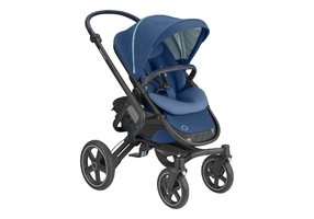 Maxi cosi nova 4 essential blue wózek spacerowy