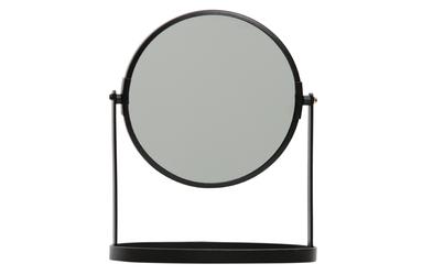 Woood lustro yentl rozmiar m 24cm - produkt z wadą 373224-zusr00260