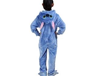 Kigurumi onesie dla dzieci piżama stitch