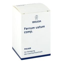 Ferrum ustum comp. trit.