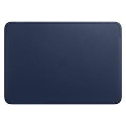 Apple skórzany futerał na 16-calowego macbooka pro - nocny błękit
