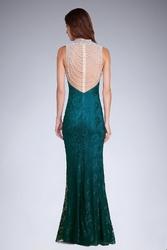 Soky soka sukienka butelkowa zieleń 53003-1